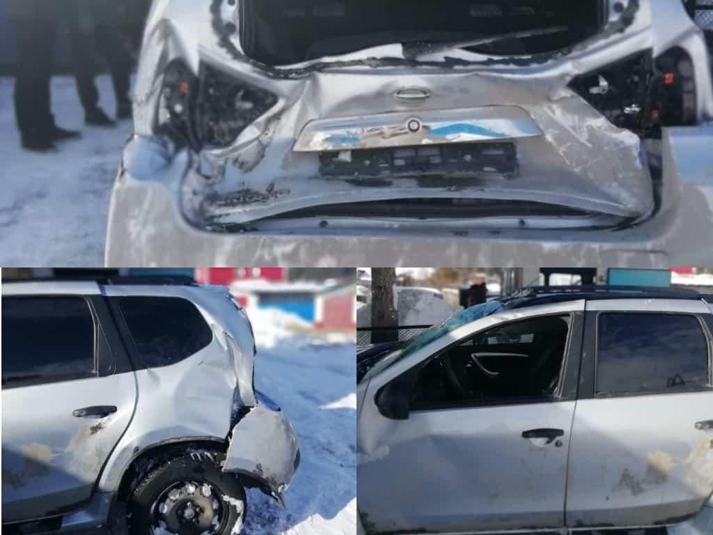 Решил не ремонтировать , а сразу купить новый автомобиль